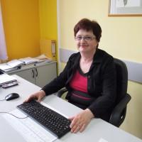 Biserka Svetec - voditeljica tehničko-ek. sl.