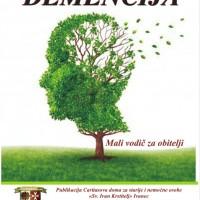 Demencija vodič