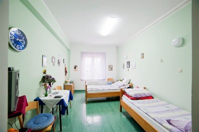 Double rooms - Residential Department