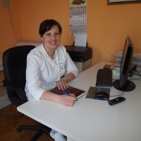 Jasna Možanić, bacc.med.techn. -  Infirmary Manager
