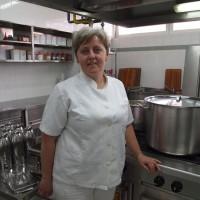 Ljubica Hojsak - voditeljica kuhinje
