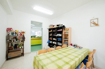 Rooms for the labor-occupational therapy