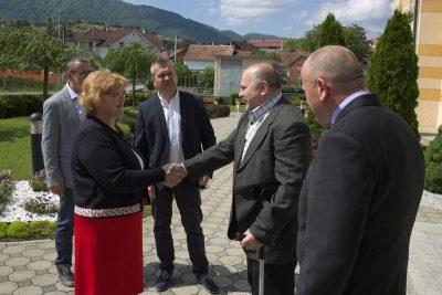 Ministrica Nada Murganić u posjeti ustanovi